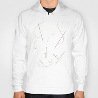 moby dick Hoodies featuring Moby-Dick. The Whale by pakowacz