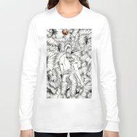 ladybug Long Sleeve T-shirts featuring Ladybug by IvándelgadoART