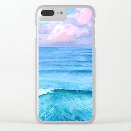 Arvo Surf Clear iPhone Case