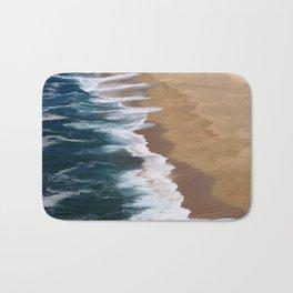 Atlantic coast line Bath Mat