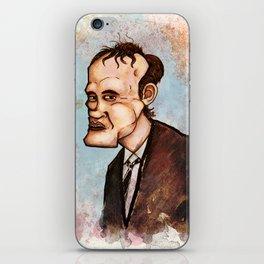 Quentin Tarantino iPhone Skin
