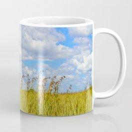 Clouded Sky Coffee Mug