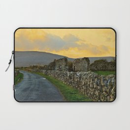 The Road Back to Dublin Laptop Sleeve
