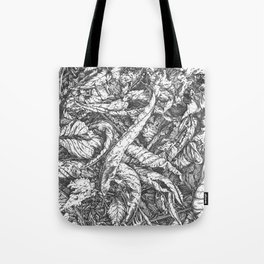 Life Down There. Tote Bag