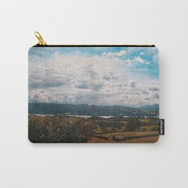 Hills of Windermere, England Carry-All Pouch