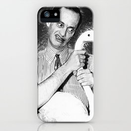 John Waters iPhone Case