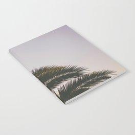 Beach Palms Notebook