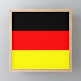 Germany Framed Mini Art Print