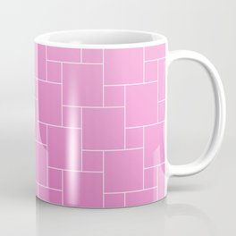 PINK BRICKS Coffee Mug