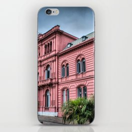 Casa Rosada de Buenos Aires iPhone Skin