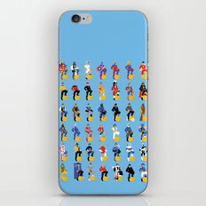 the captains iPhone & iPod Skin