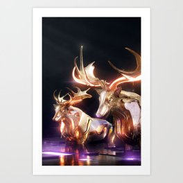 Vestige-6-24x36 Art Print