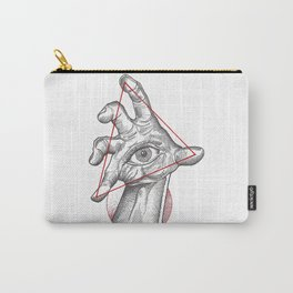 Our fate in whose hand? Carry-All Pouch