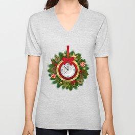 Christmas decoration Unisex V-Neck