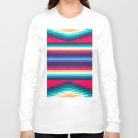surf Long Sleeve T-shirts featuring SURF by Nika