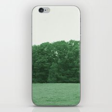 The Forest No.1 iPhone Skin