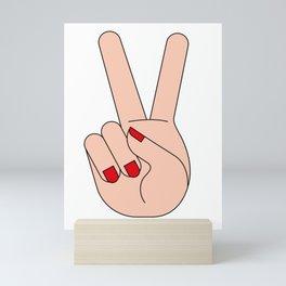 YES! Mini Art Print