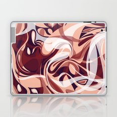 Marsala Shake Laptop & iPad Skin