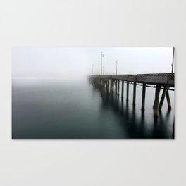 Venice Beach Pier Canvas Print