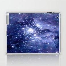 Cobalt Dreams, Universe Stars Space Nebula Laptop & iPad Skin