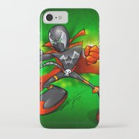 spawn iPhone & iPod Cases featuring Spawn  by alexviveros.net