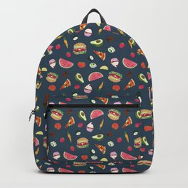 Yummy! (blue) Backpack