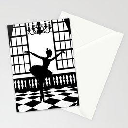 Swan Lake: Odile the Black Swan Stationery Cards