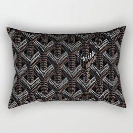 Goyard Rectangular Pillow