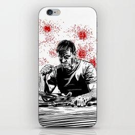 Shotgun n' Steak iPhone Skin