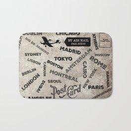 World Traveler Bath Mat