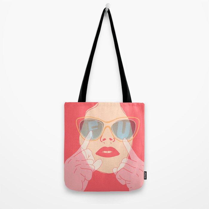 the subtle art of... Tote Bag