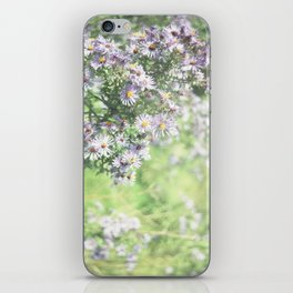 Flowers and Stuff iPhone Skin