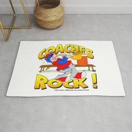 Coaches Rock Rug
