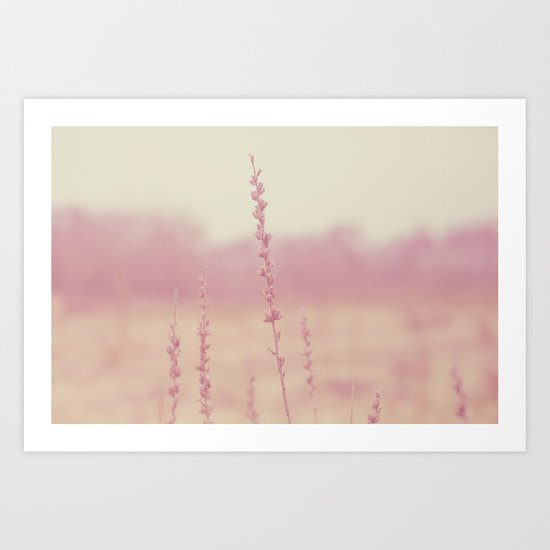 Dreamy Light  Art Print