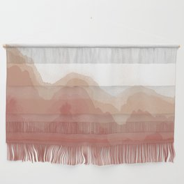 Mountain View Wall Hanging