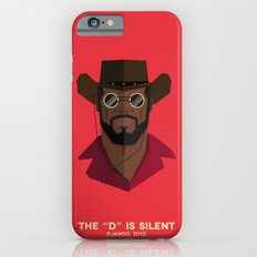 Django Unchained Slim Case iPhone 6s