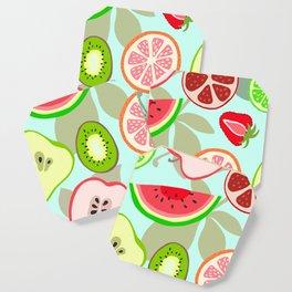 cut fruit Coaster