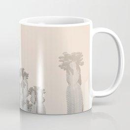 Cacti photo, soft palette, Coffee Mug