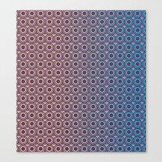 Purple Skin Canvas Print