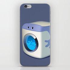 Washing Mashine iPhone & iPod Skin