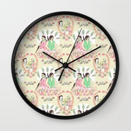 You can't go back Wall Clock