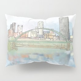 Birmingham Bridge Pillow Sham