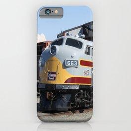 Engine 664 Lakawanna Railroad iPhone Case