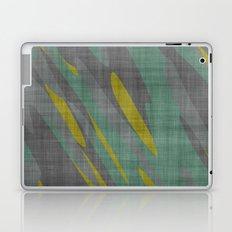 Yellow Gray and Green Laptop & iPad Skin