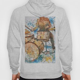 Let There Be Rhythm Hoody