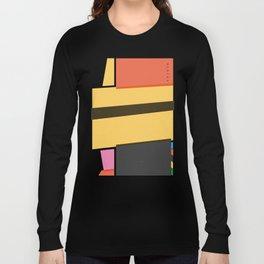 SECRET CYCLING FLAG - MERCKX Long Sleeve T-shirt