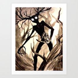 Come Weary Souls Art Print