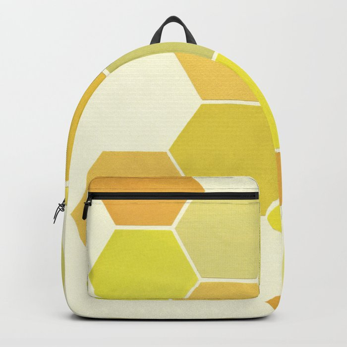 Shades of Yellow Backpack