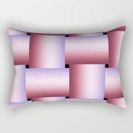 Weave in DPA 01 Rectangular Pillow