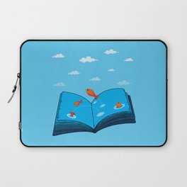 Sea of wisdom Laptop Sleeve